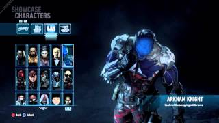 Batman arkham knight: all character trophies part 2
