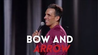 Bow and Arrow | Sebastian Maniscalco: Aren't You Embarrassed?