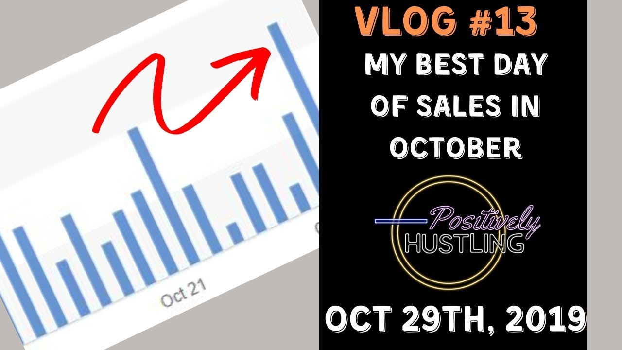 Vlog 13 Items That Sell On Ebay My Best Sales Day Of The Month Youtube