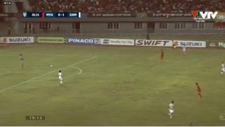 Trực tiếp Myanmar vs Campuchia AFF CUP 2018