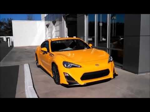 2015 Scion FRS Release Series 1.0 Walkaround and Review