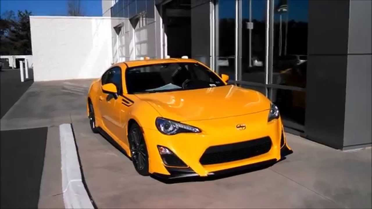 2015 scion frs release series 1 0 walkaround and review. Black Bedroom Furniture Sets. Home Design Ideas