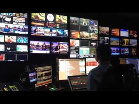 Directing BBC Business Live, 1st September 2015
