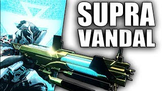 why Would You Use #117: Supra Vandal Revisited