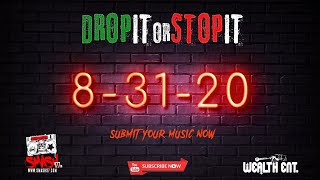 SMASH 97.7 #DROPITORSTOPIT LIVE Music Review Show! Submit your music  Wealthentsubmissions@gmail.com