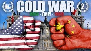 L' Italia nel 1960: Il Boom Economico | Hoi4 The Cold War #2 [Gameplay HD Ita]