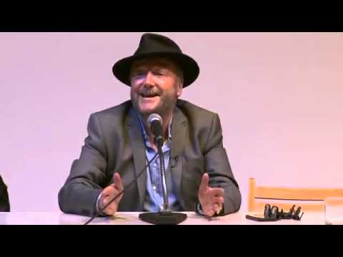 US taxpayer funds Israeli settlements - George Galloway