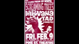 Nirvana Pine Street Theatre (2/9/90) Been a Son
