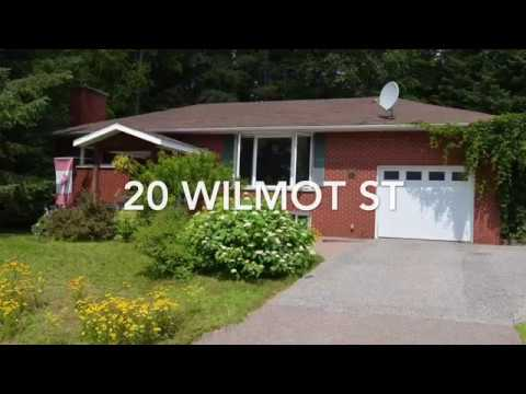 20 Wilmot Street - North Bay Real Estate,