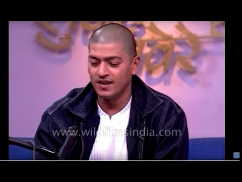 Aadesh Srivastav in a TV show, on his music for Hindu films