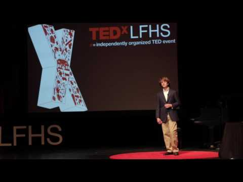 The part of global warming no one wants to talk about  Johnny Silver  TEDxLFHS