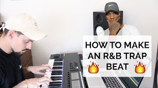 How I make an R&B Trap beat in Logic Pro X