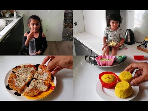 5 Healthy Kids Breakfast Ideas - After School Snack Recipes  - YUMMY TUMMY VLOG