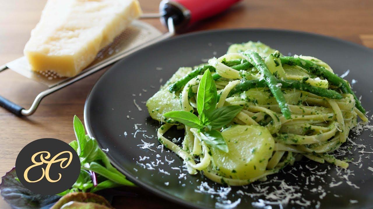 Pesto Genovese Recipe   4K