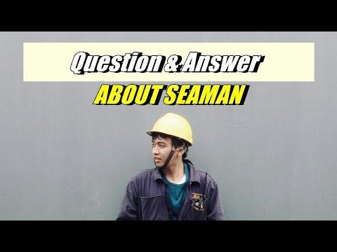 Magkano sahod ng seaman?   Q & A