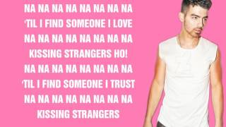 Скачать DNCE Kissing Strangers Ft Nicki Minaj Lyrics