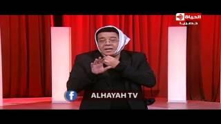 بالفيديو.. أحمد آدم يهاجم عمرو حمزاوي بـ«المنديل»