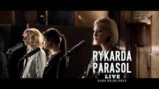 """Rykarda Parasol """"Your Arrondissement or Mine?"""" / otwARTa scena Live"""