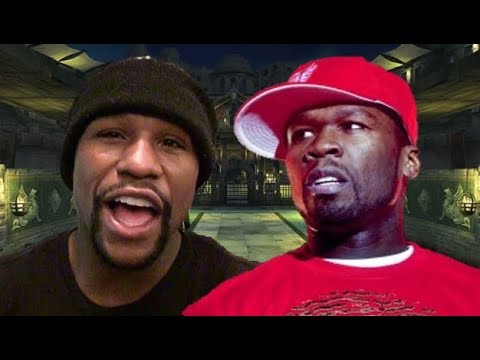 FLOYD MAYWEATHER DRAGS 50 CENT Crazy For Comments On INSTAGRAM(WOW!!!!)