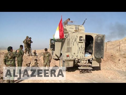 Battle for Mosul: Iraqi forces claim gains against ISIL