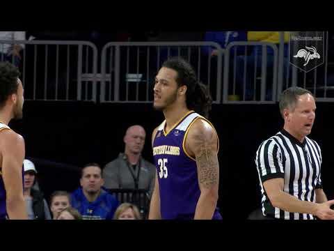 Men's Basketball vs Western Illinois Highlights (03.09.2019)