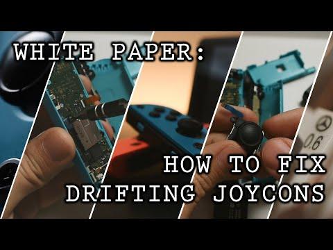 4 Ways to Fix Drifting Nintendo JoyCons