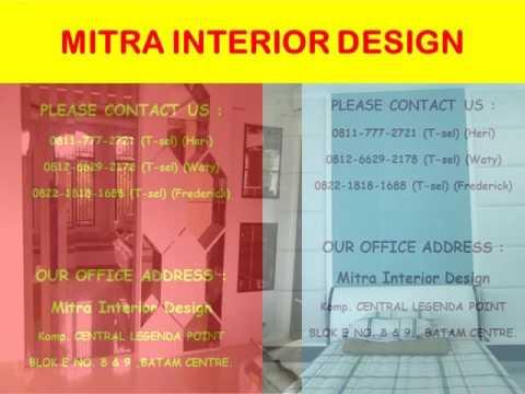 0812-7772-721 (T-sel), Arsitek Interior Salon Batam
