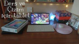 Samsung Galaxy Tab S6 Lite Aldım! - KUTU AÇIMI