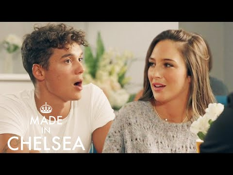 Maeva's SHOCKED By Ex - Miles Secretly Met With Her Dad?! | Made In Chelsea S18