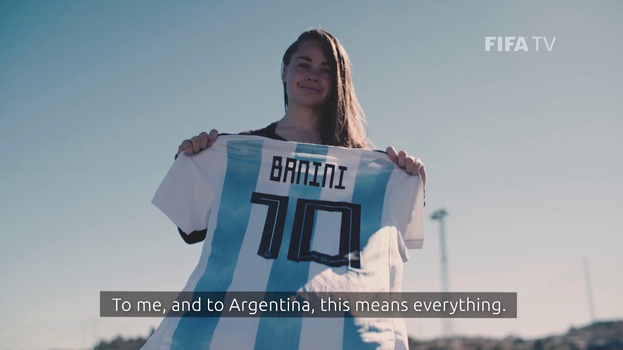 #FIFAWWC Player Promo | Estefania Banini | Argentina is ready!