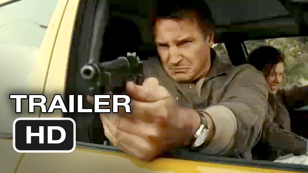 Taken 2 Official International Trailer - Liam Neeson Movie HD