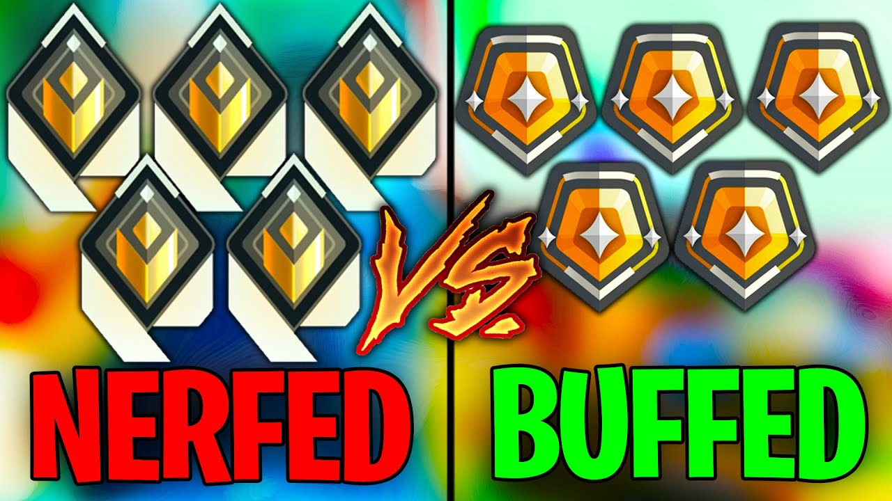 Valorant: Nerfed Radiant VS Buffed Gold Players! - Who Wins?