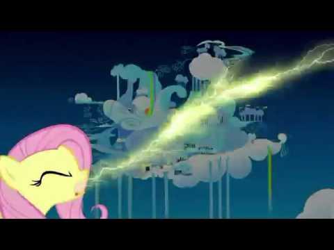Мой маленький пони Прикол май литл пони !!! СПОРТ !!!