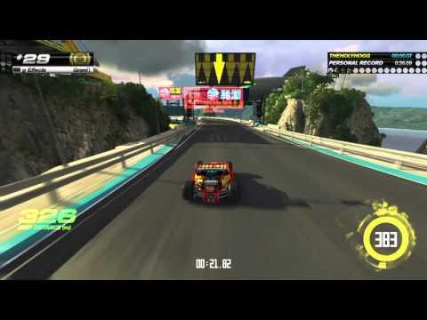 Trackmania Turbo track 29 uk number 1 :)