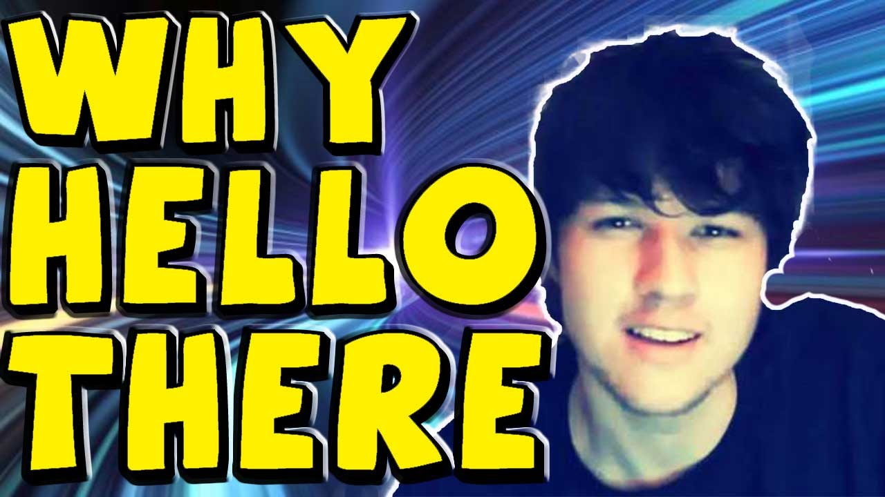 league of legends dyrus why hello there youtube. Black Bedroom Furniture Sets. Home Design Ideas