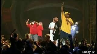 D12 ft. Eminem Fight Music (live)