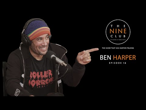 The Nine Club With Chris Roberts | Episode 16 - Ben Harper