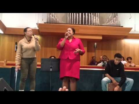 "Kendra Ross & Angelique Strothers ""Amazing"""