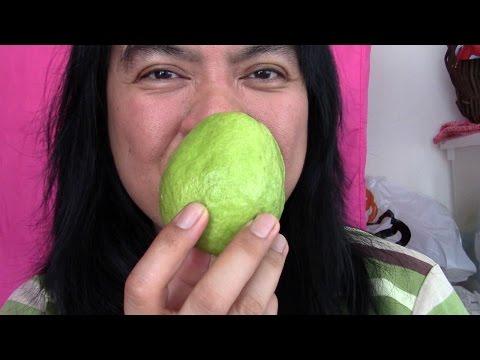 Asmr Eating Guava
