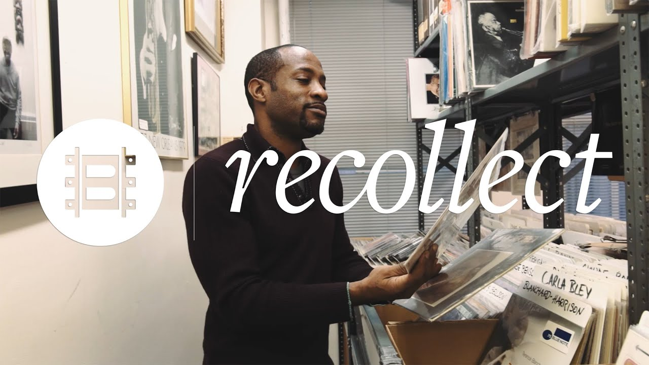 RECOLLECT featuring WALTER BLANDING