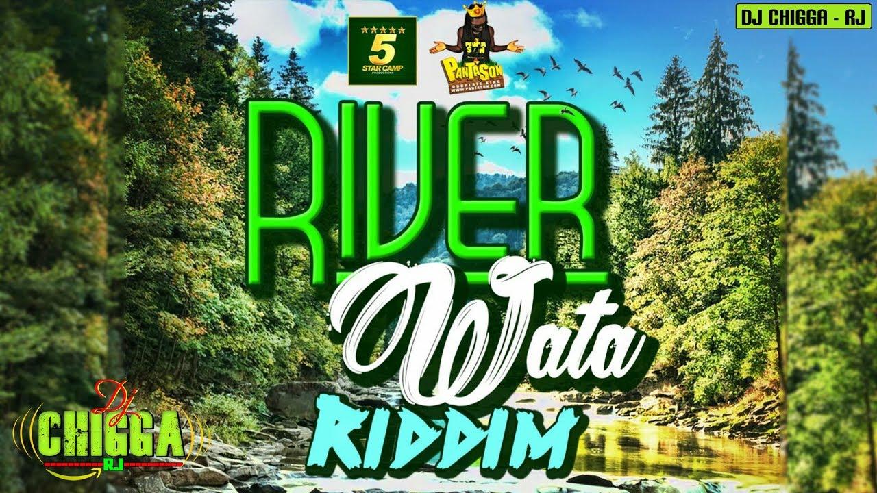 Riva Wata Riddim - Instrumental - Reggae 2018