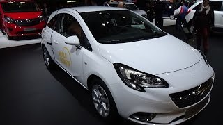 Vauxhall Corsavan 2015 Videos