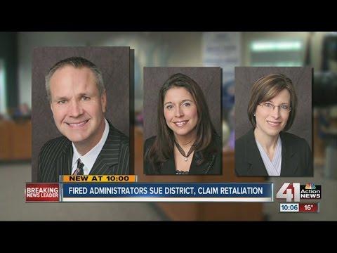 Fired administrators sue Gardner district, claim retaliation