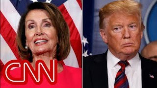 Nancy Pelosi pulls power move on Trump thumbnail