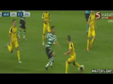 Download Sporting Lisbon vs Borussia Dortmund 1 2   All Goals & Extended Highlights