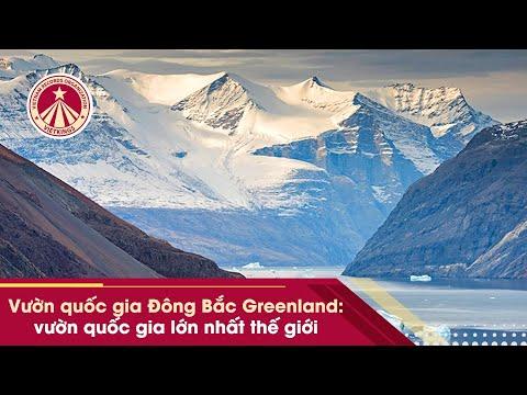 Bản Tin Kỷ Lục: vườn quốc gia lớn nhất thế giới Đông Bắc Greenland