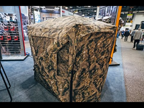 Ameristep Pro Series Thermal Hunting Blind [New For 2020]