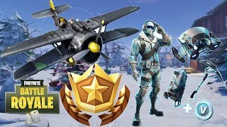 Fortnite - Purchase of the Eternal Cold Pack - Combat Pass