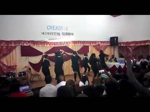 Creative Ministry Dance Crew