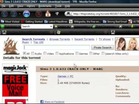 Torrent Tutorial...EDIT(crack)